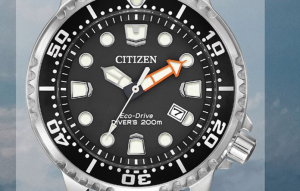 Diving Deeper with the Citizen Promaster Diver