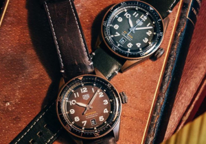 Closer Look at the TAG Heuer Autavia Collection