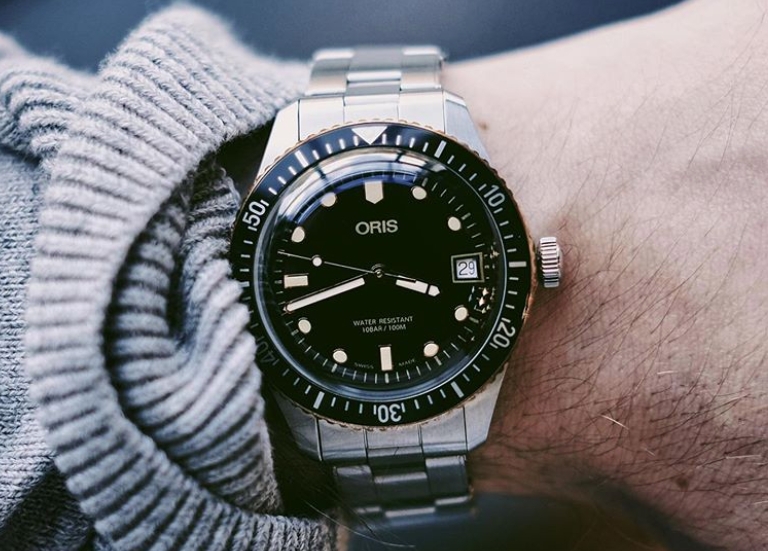Review of the Oris Divers Sixty-Five