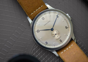 Closer Look at the Longines Heritage 1945