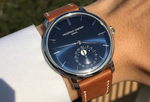 Frederique Constant Slimline Moonphase Review