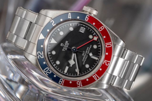 Why the Tudor Black Bay GMT Stands Out
