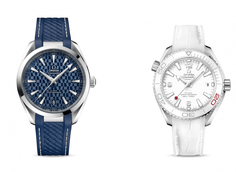 Omega Watches Tokyo 2020 Olympics Limited Editions