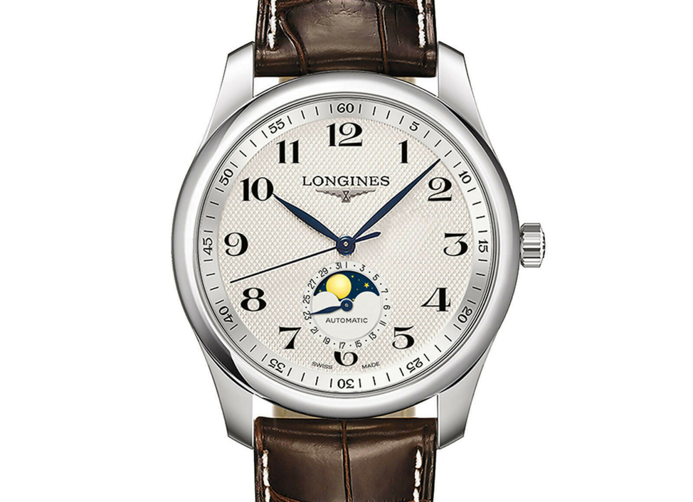 Longines Master Collection Moonphase Watches