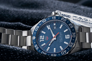 A Closer Look at the TAG Heuer Formula 1