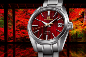 Grand Seiko Heritage Collection Limited Edition's New Colors