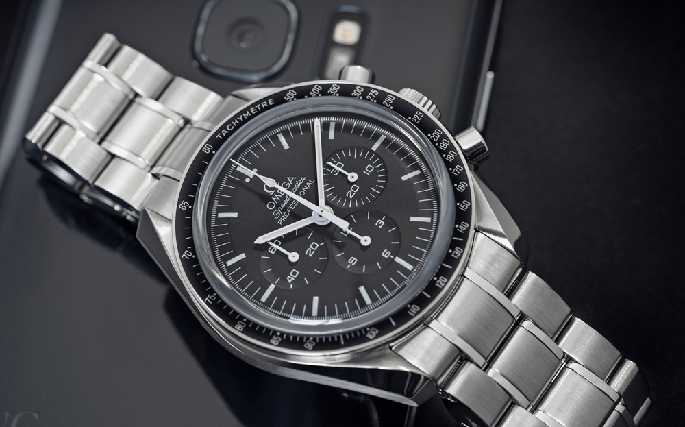 Why the Omega Speedmaster Moonwatch So Popular
