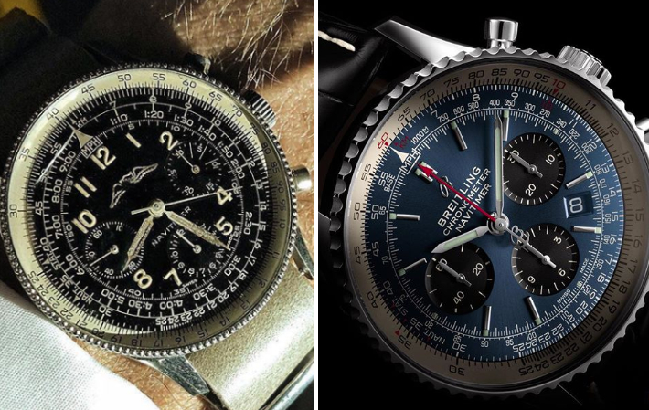 Watch Guide The History Of The Breitling Navitimer Watchshopping Com