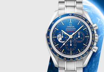 Omega Watches Banner